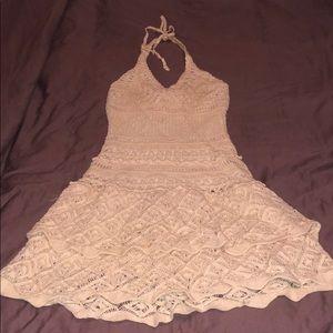 Victoria secret crochet dress Moda International